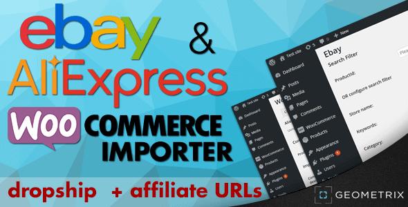 Plugin Ebay & Aliexpress WooImporter 2 5 1 | Download