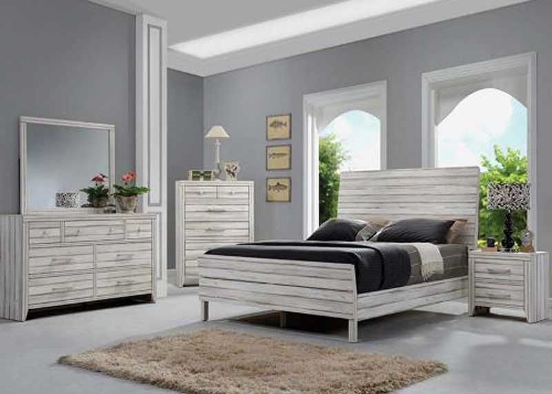 acme furniture bedroom sets. Acme Furniture  Shayla 6 Piece Queen Bedroom Set 23970Q 6SET