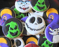 nightmare before christmas sugar cookies - Google Search ...