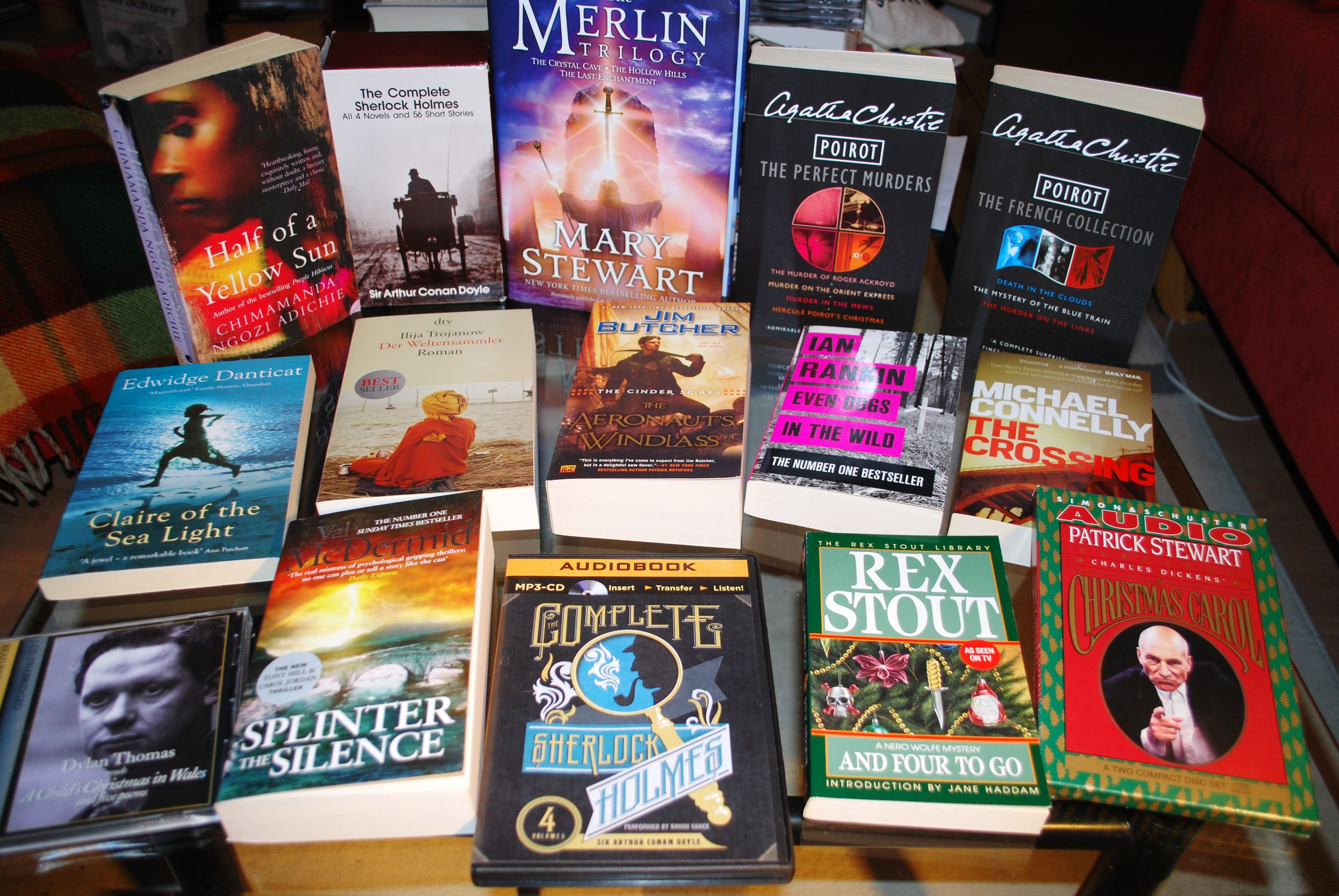 The Twelve Tasks of the Festive Season books