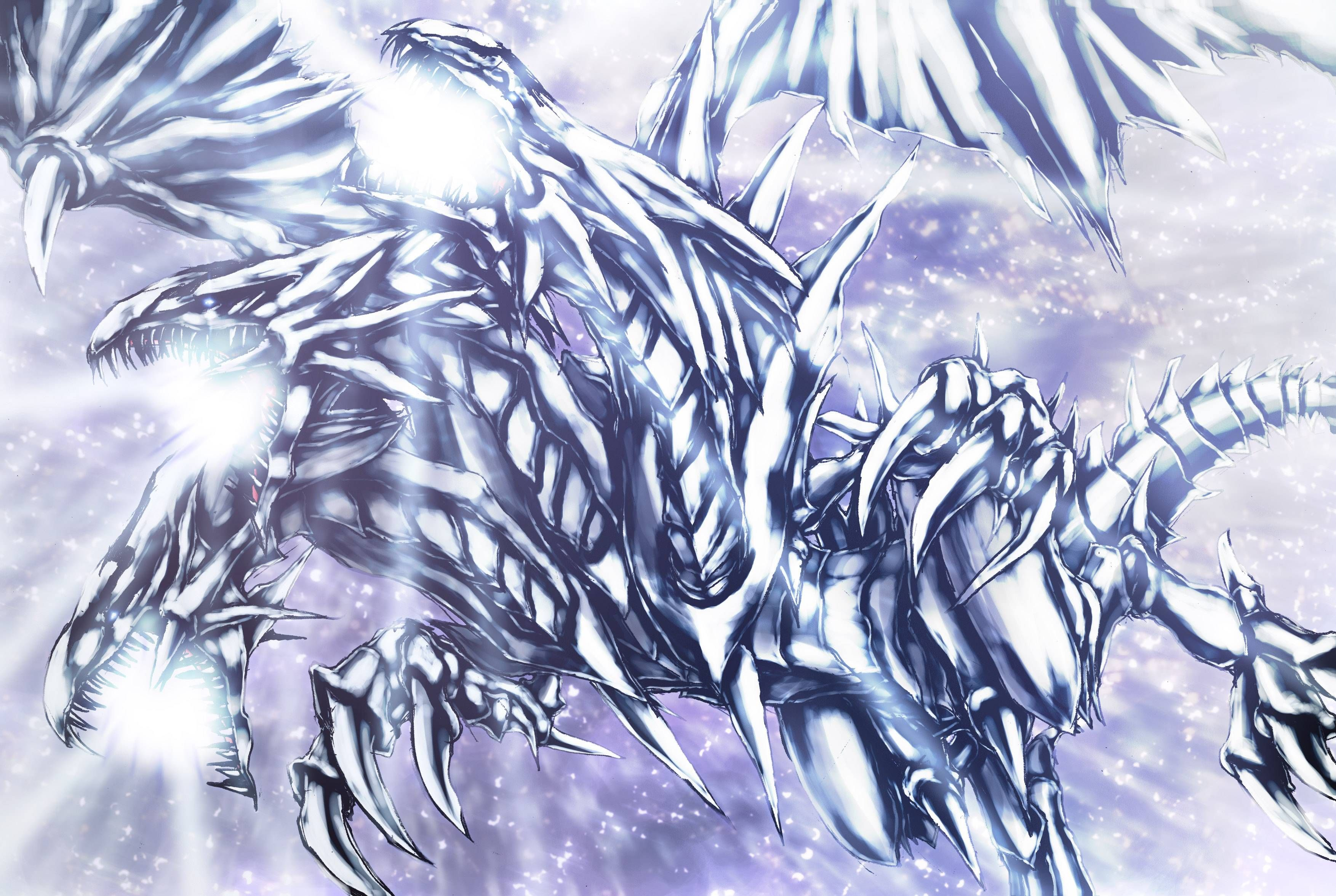 Blue Eyes Ultimate Dragon Wallpaper Images Pictures