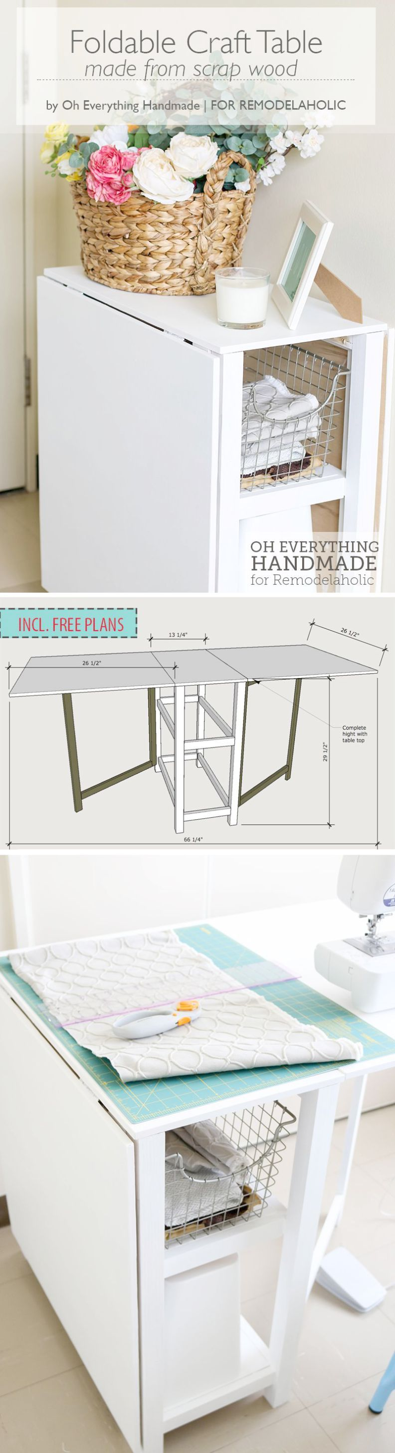 Crafting And Building Craft Rather Crafting Organizer As Osrs Ironman Crafting Guide Reddit Except Crafting Diy Sewing Table Room Organization Diy Sewing Table