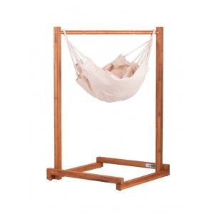La Siesta Hangematten Set Fur Babys Modell Yayita Mit Stander Frontansicht Hangematte Fur Baby Baby Hangematte Hangemattengestell