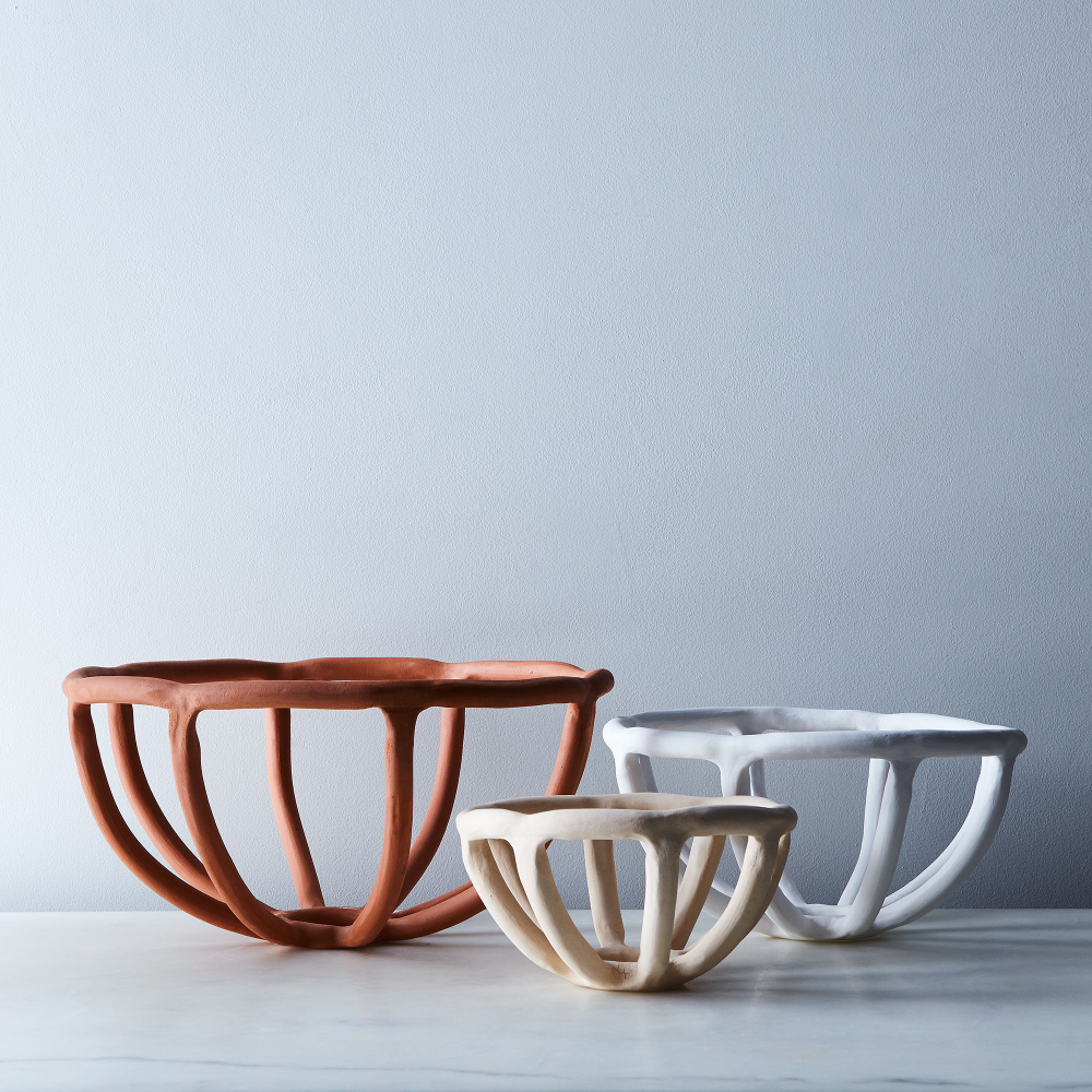 Nested Coil Prong Bowls on Food52