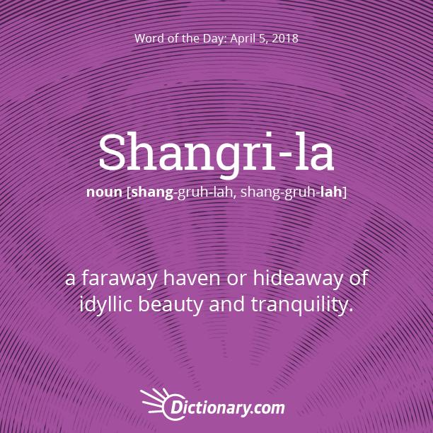 Shangri La Define
