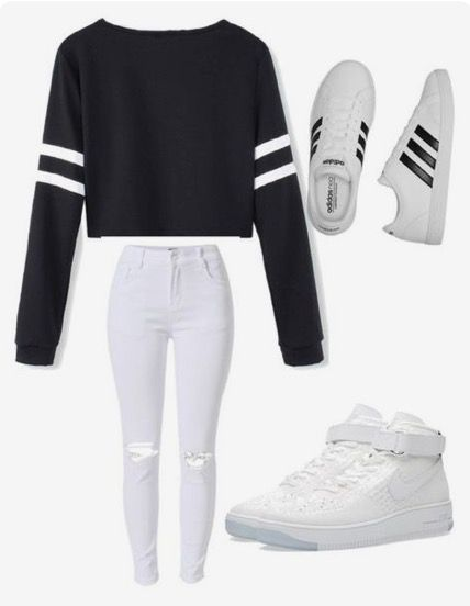 Casual Outfits For School