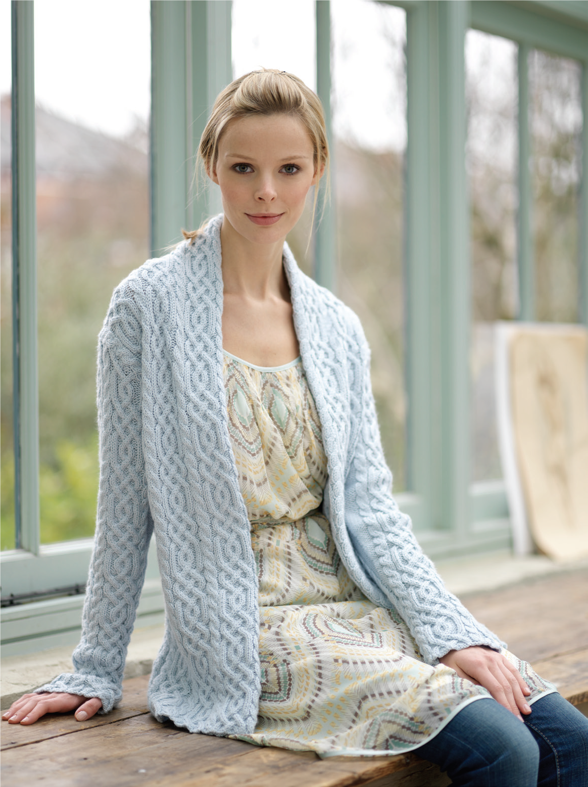 3d2d4a6bf496 Free Aran sweater knitting patterns