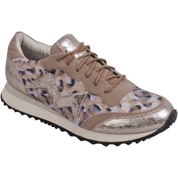 Miz Mooz Women's Mora Low-Top Sneaker ($50) ❤ liked on Polyvore featuring shoes, sneakers, gold, retro shoes, purple shoes, shock absorbing shoes, cushioned shoes i synthetic shoes
