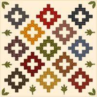 pioneer quilts   Album or Chimney Sweep Block Pattern: Pioneer ... : friendship quilt block pattern - Adamdwight.com