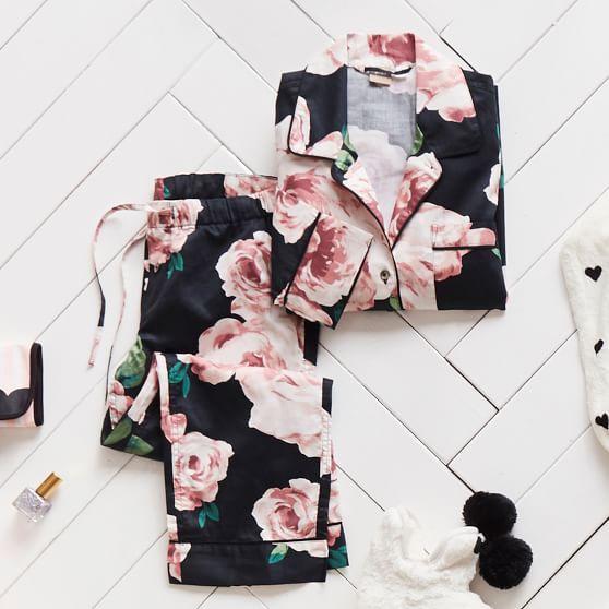 The Emily Amp Meritt Bed Of Roses Pajama Set In 2019