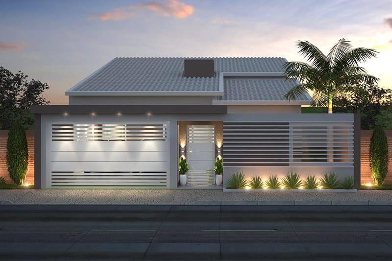 Plano de casa con piscina gloria pinterest planos de for Planos de casas modernas con piscina