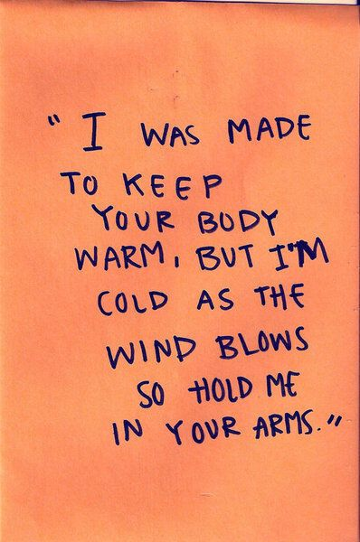 Ed. Beautiful Lyrics. Beautiful Song.
