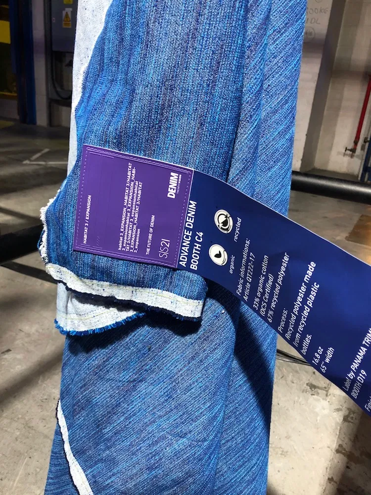 Spring/Summer 2021 Denim Fabric Trends From Premiere ...
