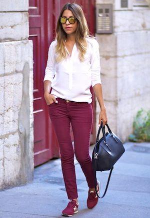 Las zapatillas continúan dándole un giro a los looks urbanos, aportando comodidad y un plus al outfit de todos los días.