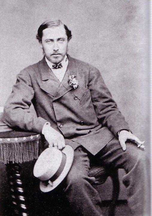 Prince Alfred, Duke of Edinbur...