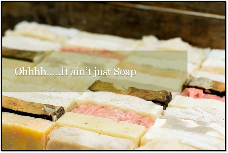 handcrafted pure essential oil natural soap