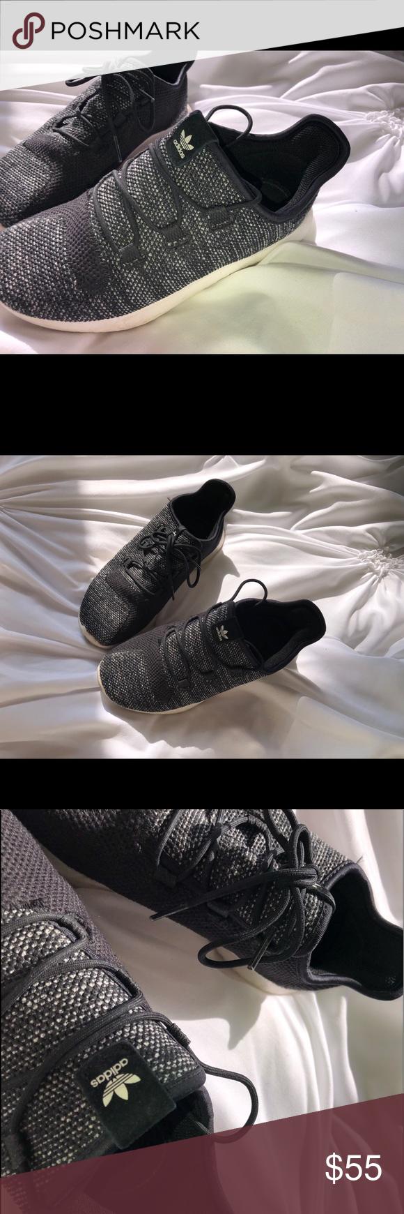 Adidas Tubulare Ombra Grigio / Nero Pinterest Adidas