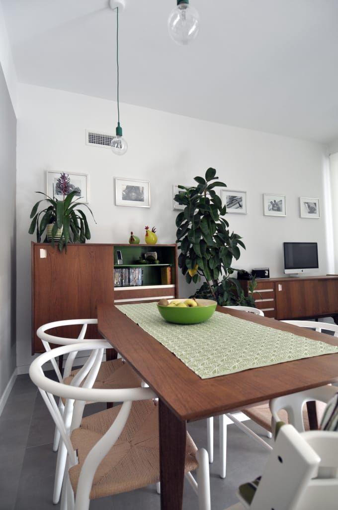 Photo of Astuccio vista del soggiorno in stile scandinavo di reggiani davide architetto scandinavo | homify