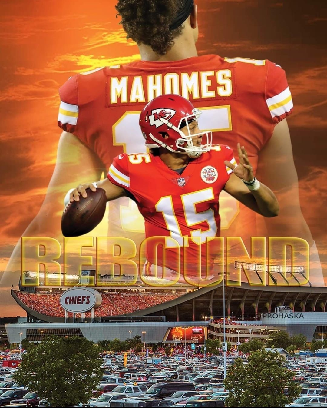 Pin by Maddy on patrick mahomes in 2020 Kc chiefs
