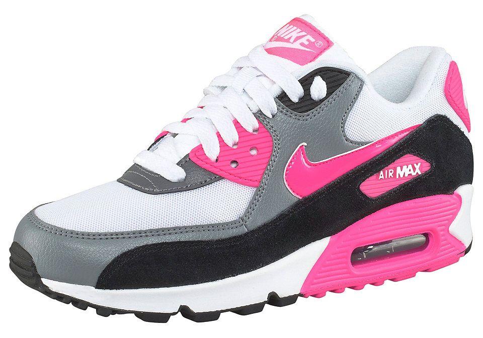 nike damen air max 90 essential sneaker
