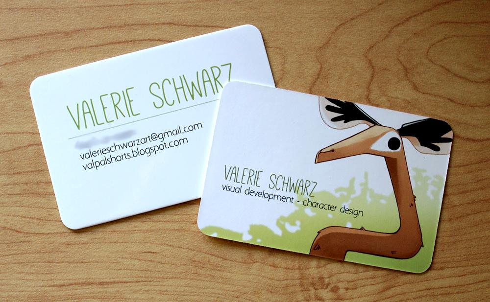 Valerie Schwarz: Business Cards! | Business Cards | Pinterest ...