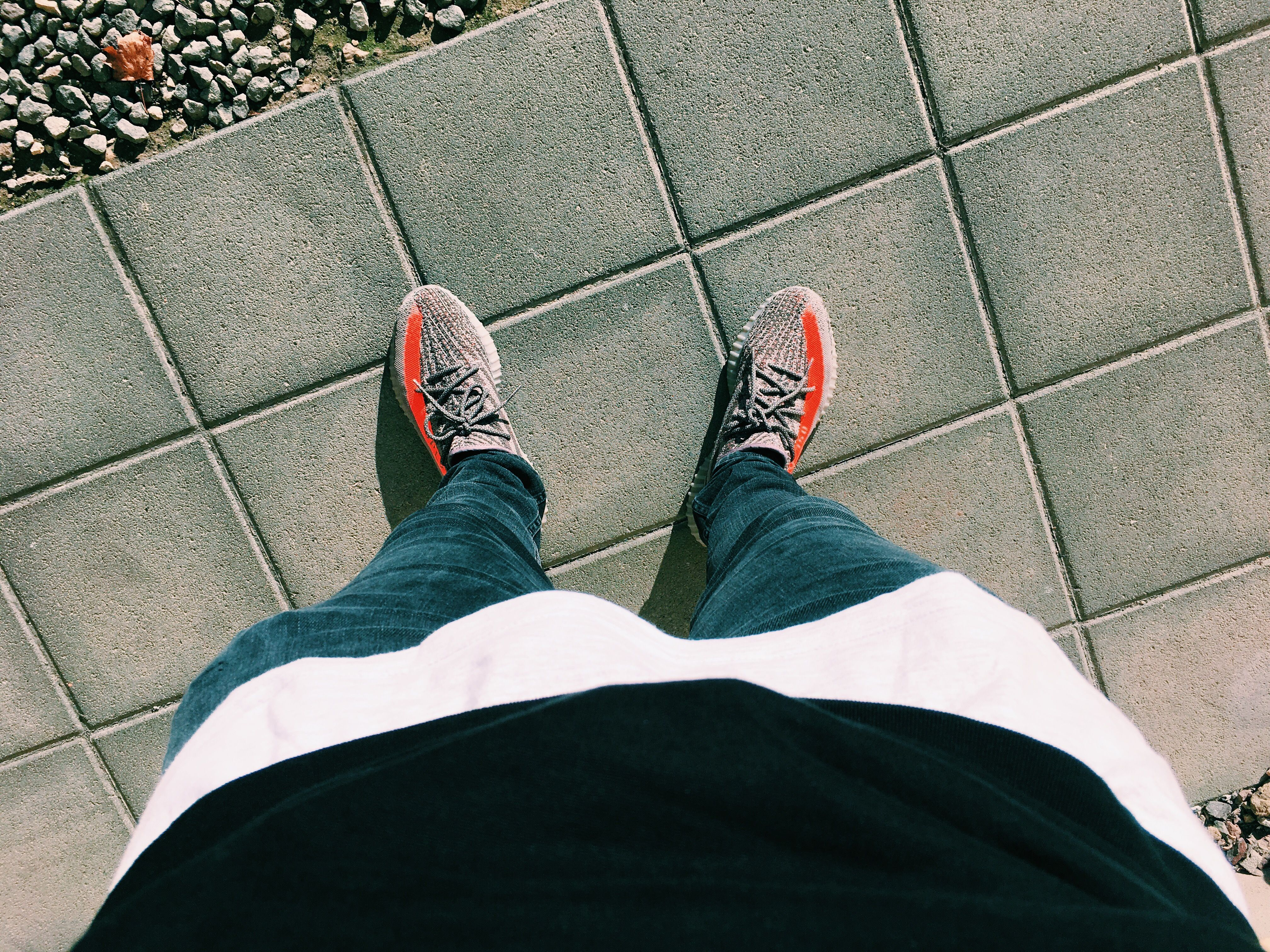yeezy boost size 11.5 adidas pure boost on feet