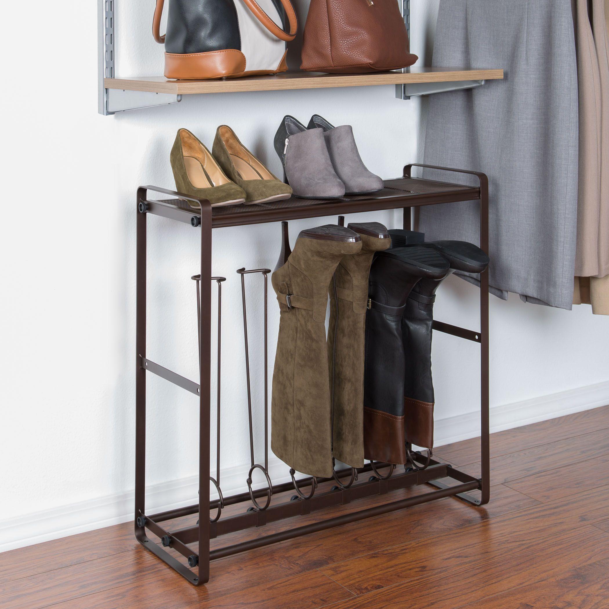 Boot & Shoe rack combo