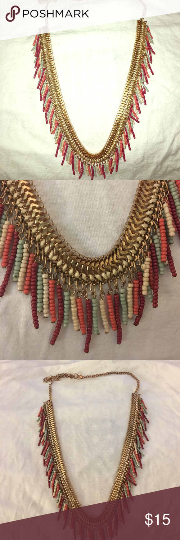 Maurice's colorful necklace Super cute Necklace ready for summer colors! Maurices Jewelry Necklaces