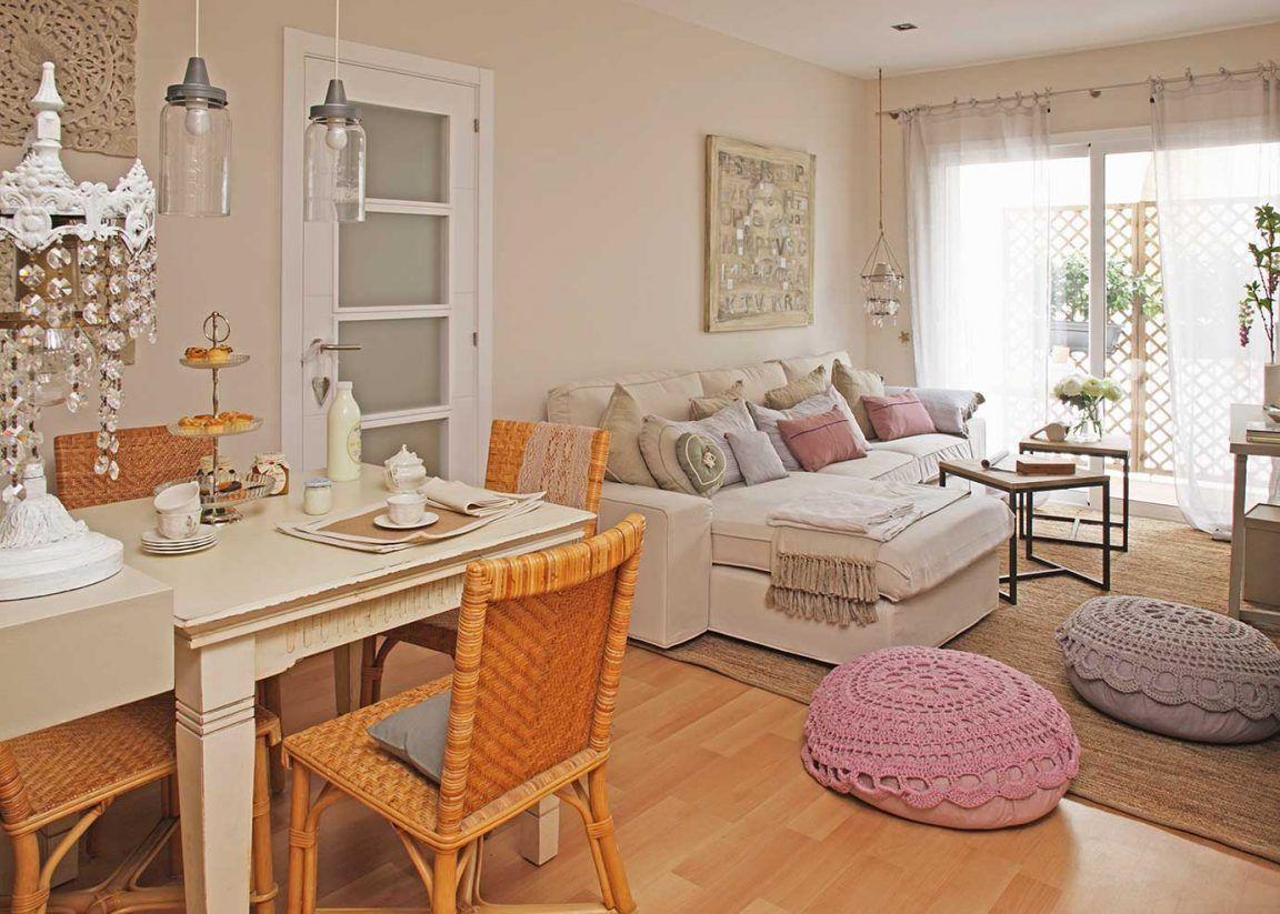 Kleines Wohnzimmer mit Essbereich » Einrichtungstipps ...