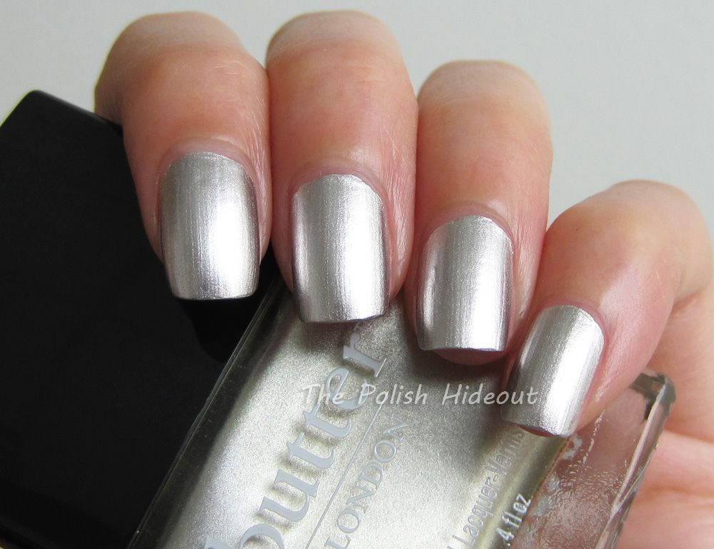 @Laura Davis LONDON Bobby Dazzler - gorgeous metallic - fall nail trends 2013