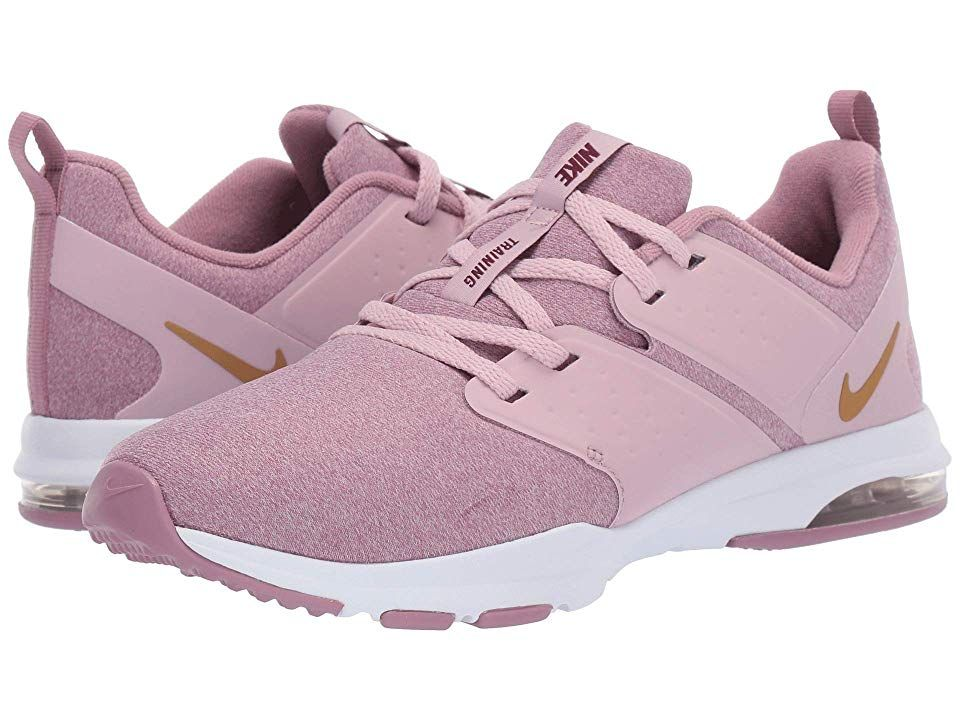 new concept e9393 a1275 Nike Air Bella TR AMP Women s Cross Training Shoes Plum Dust Metallic  Gold Plum Chalk