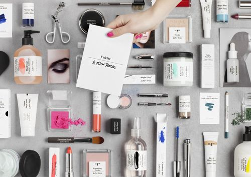 We're very proud of the world premier of our beauty range at colette in Paris today. One month availability in the iconic concept store on Rue Saint-Honoré.  http://and-other-stories.tumblr.com/