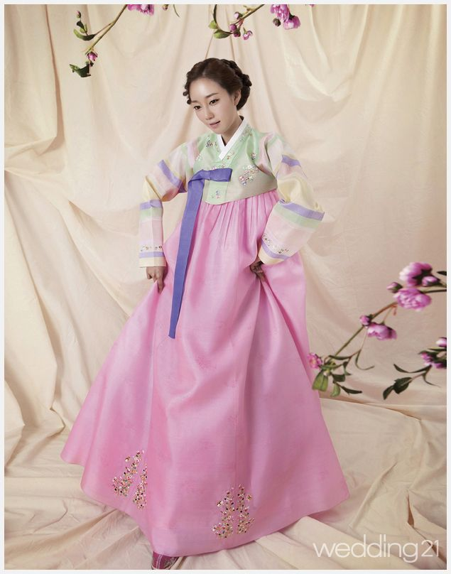 Hanbok, Korean Traditional Dress | 한복 | Pinterest | Corea