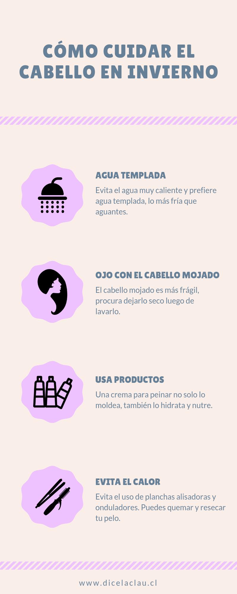Pin En Infografías De Belleza Y Moda Dice La Clau