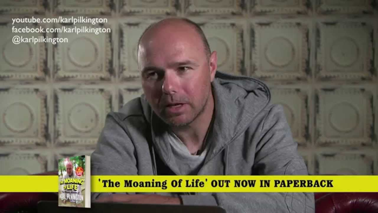 Q&A | The Ultimate Superpower? | Karl Pilkington: Karl is so forward-thinking and profound