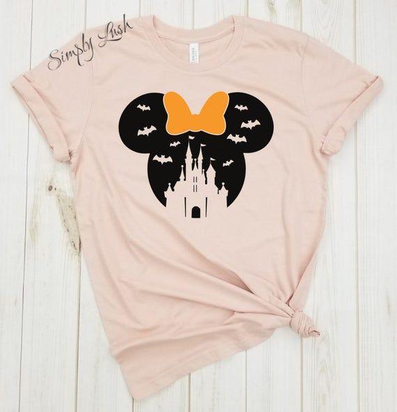 Bat Castle Minnie - shirt, disney shirt, halloween