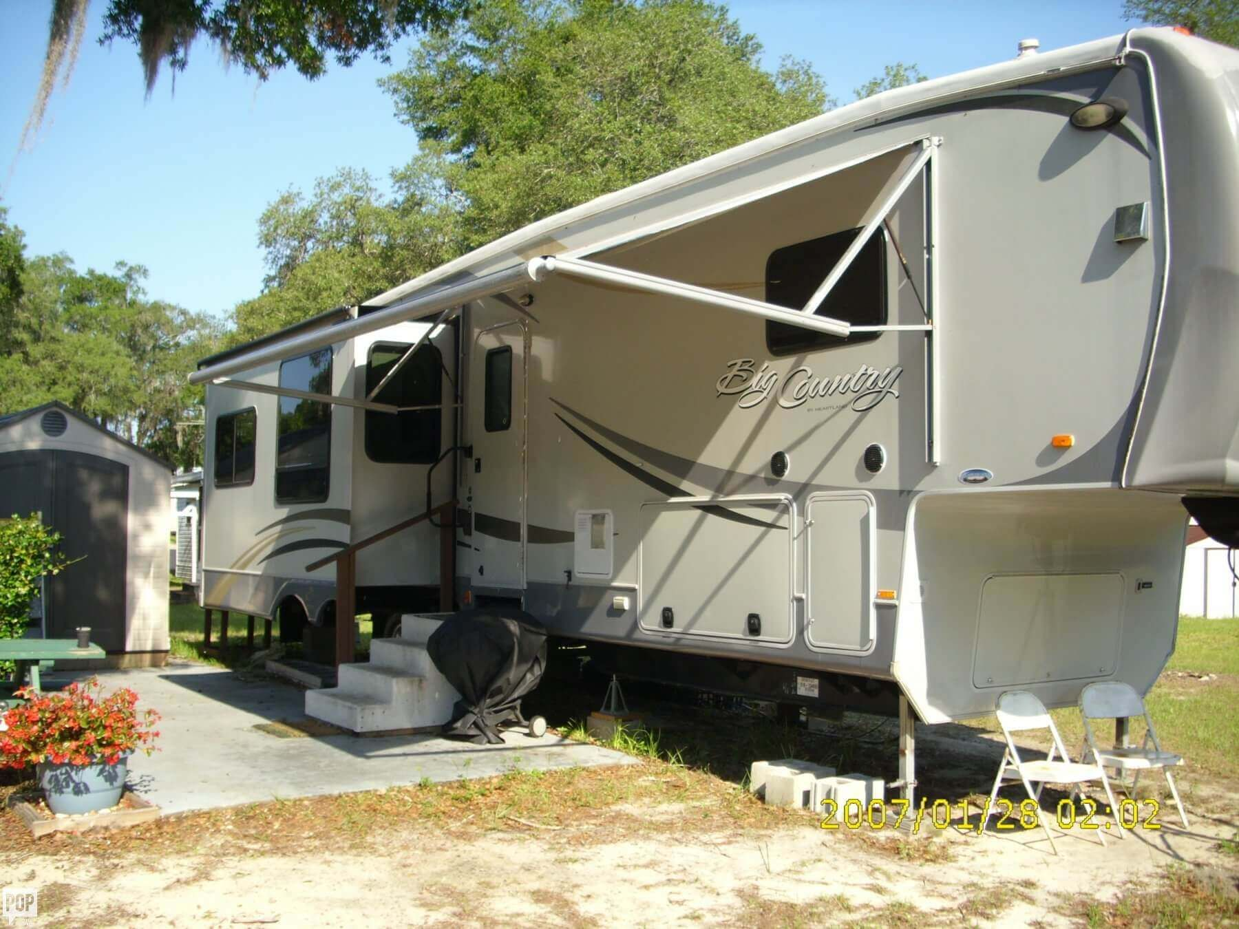 2011 Big Country 38 For Sale Big Country Camper Trailer For Sale House On Wheels