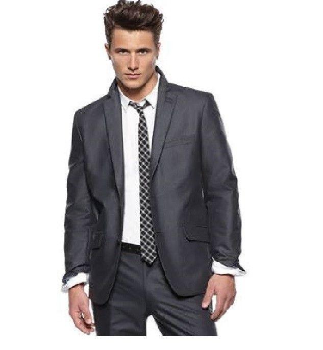 INC International Concepts Blazer slim fit black stripe jacket men's size L NEW  39.99 http://cgi.ebay.com/ws/eBayISAPI.dll?ViewItem&item=331264081928