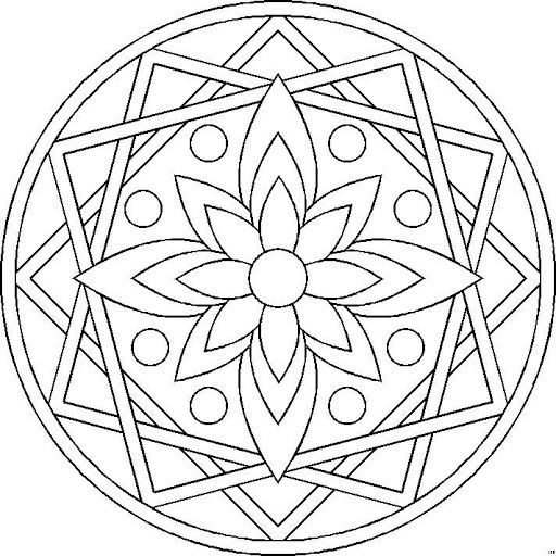 Mandalas Para Colorear Para Mayores Imagui Mandala Coloring Pages Mandala Coloring Coloring Pages