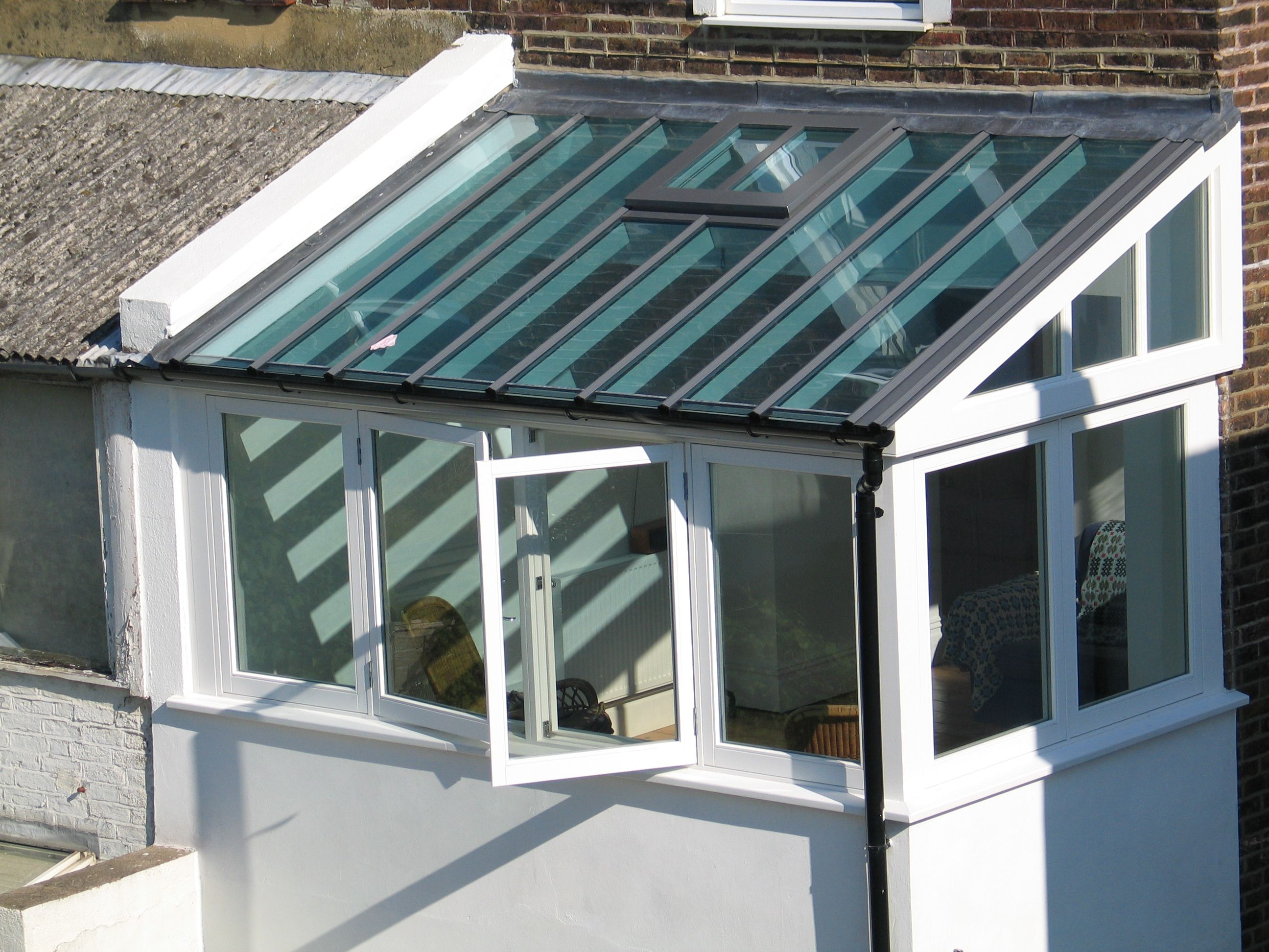 A First Floor Conservatory  Mccurdy Architecturecouk