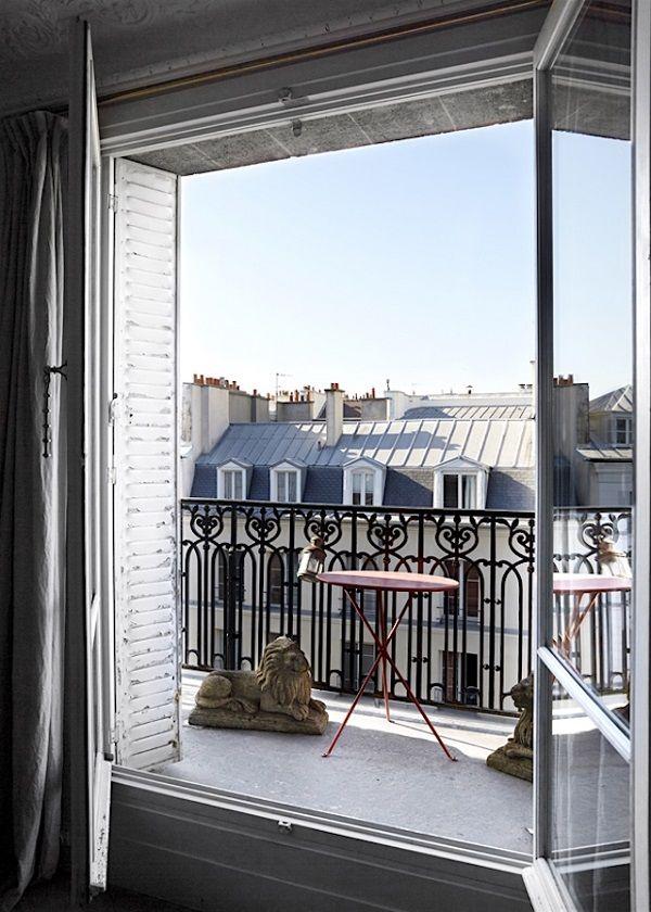 Da Parigi con amore Appartamenti parigi, Parigi e