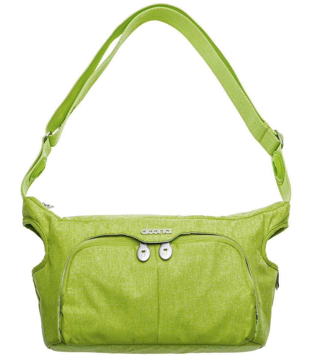 Doona Essentials Bag Fresh (Green) Bags, Car