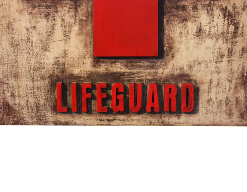 +Rescue +Lifeguard @byEssay -#handmade #customised #eigentijds #font #fonts #hout #wood #bruin #brown #lifeguard #rescue  #redcross #scratch #signaal #rood #stoer #vintage #webshop #woonaccessoires #woondecoratie #woonkamer #wood #interieur #interior #typography