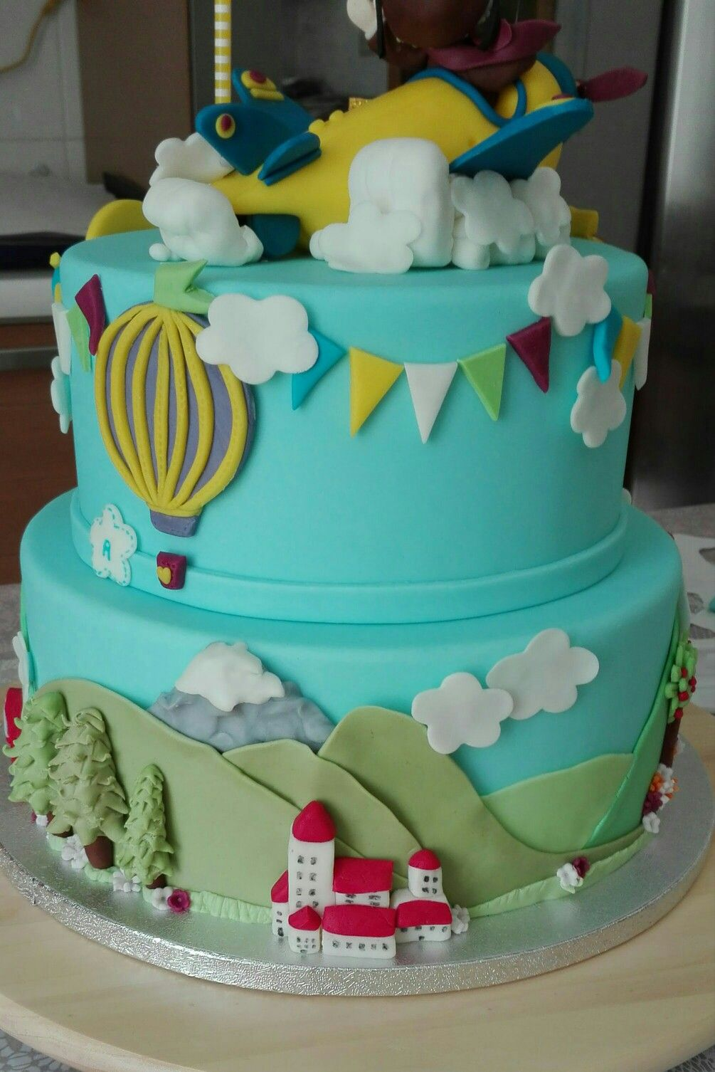 Pin by Maria Tsartsidou on birthday cake in 2020 (With
