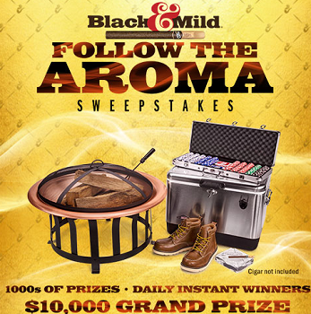 2019 Black And Mild Email Sweepstakes - Win $15,000 Travel ...