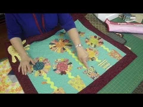 Intro to Applique (For Beginners).   Quilting   Pinterest ... : missouri quilt company binding tutorial - Adamdwight.com