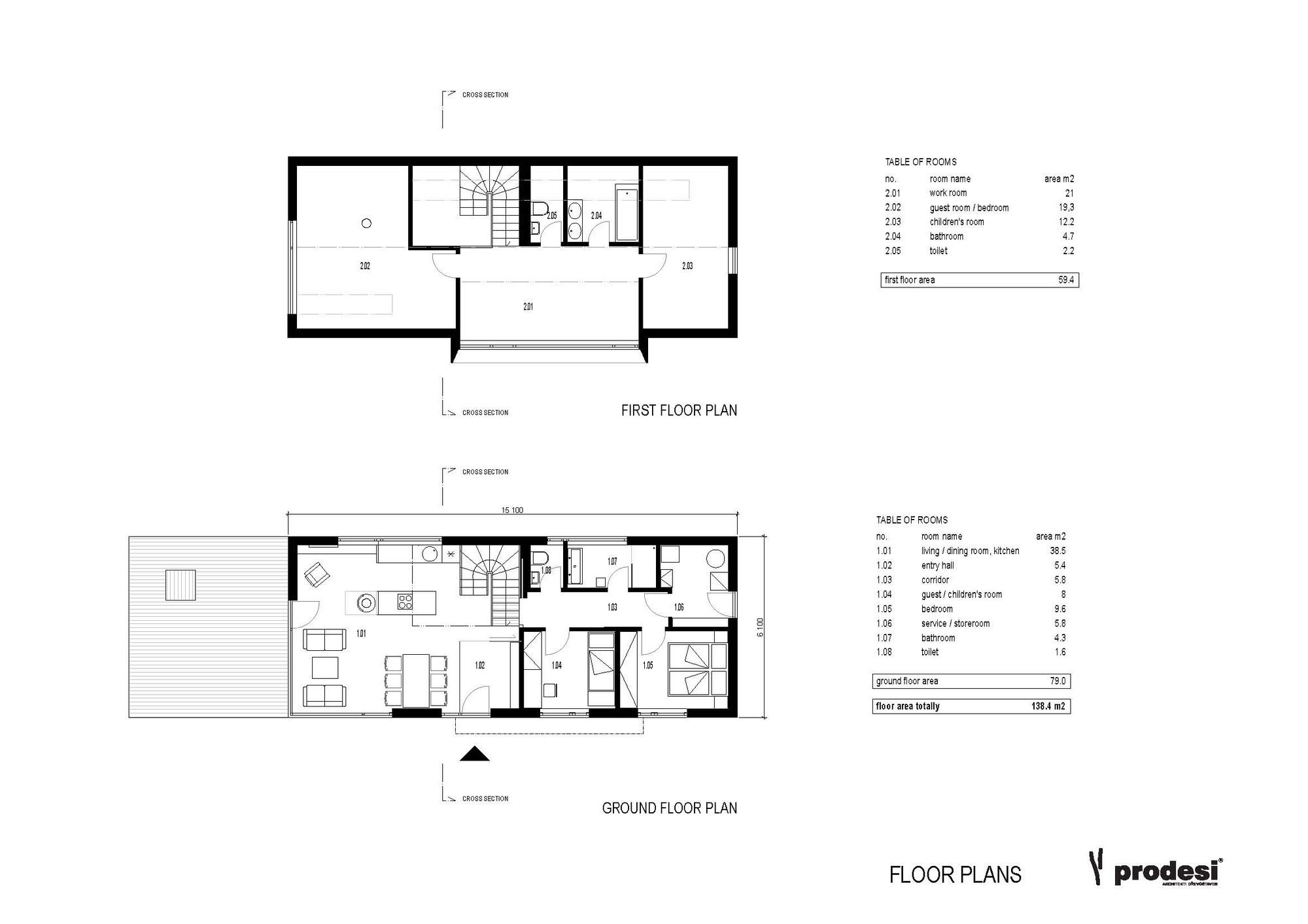 Gallery Of Roprachtice House Prodesi