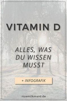 Vitamin D: Der komplette Guide | Ernährung - ricemilkmaid