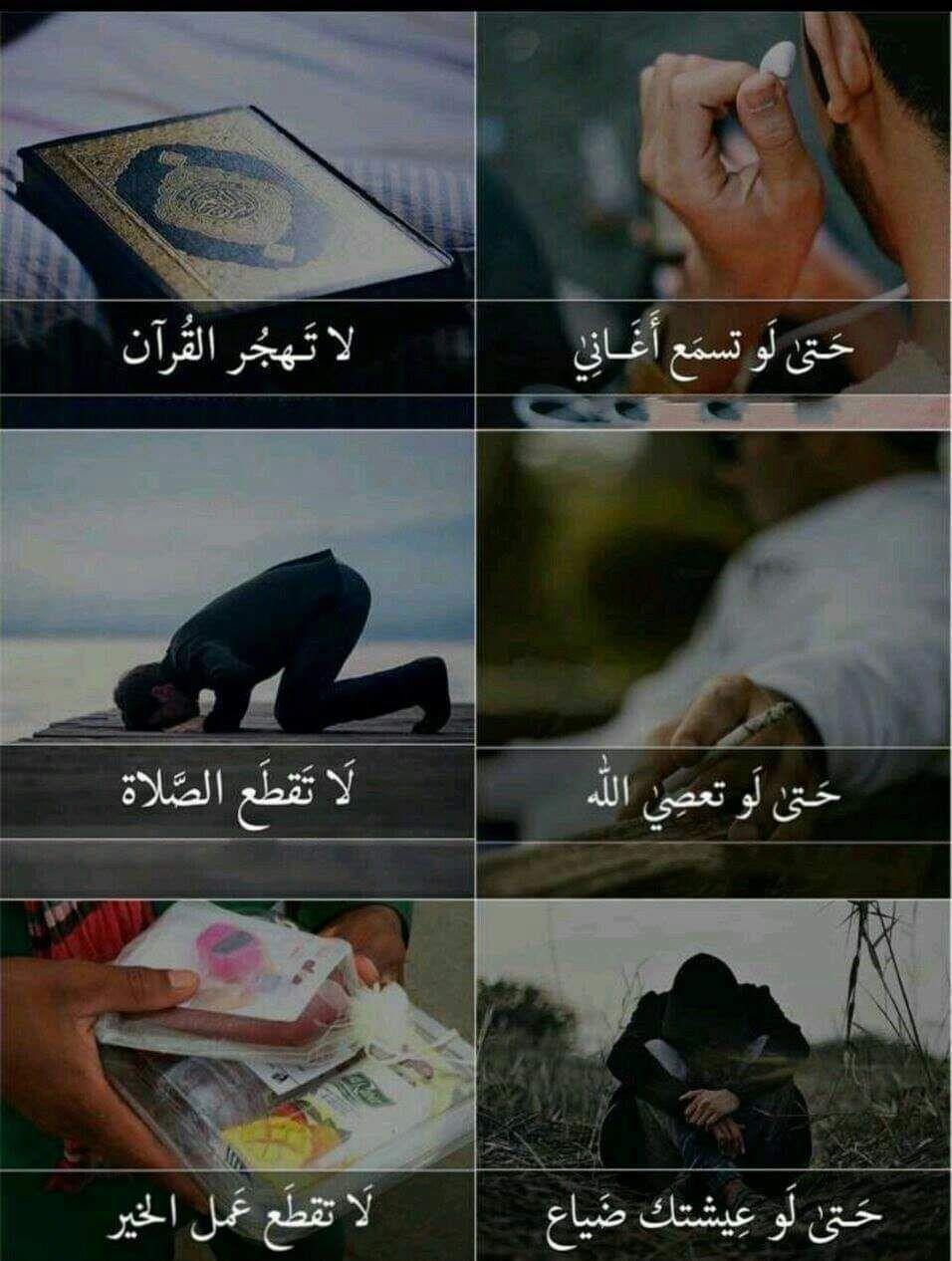 خواطر اسلامية تويتر Funny Arabic Quotes Islamic Phrases Islamic Inspirational Quotes