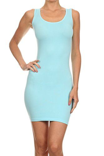 3144f52f77c116 Long Cami with Wide Straps Nylon Spandex Fashion Jewelry Wholesale